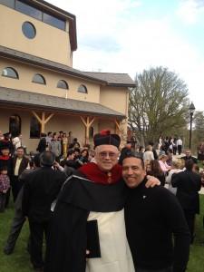 Prof. Raul Lozada's and Fr. Brian Mullady, OP.