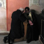 Confessions of Bernardine Cathedral in Lviv
