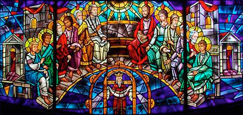 Stained-Glass-Apostles