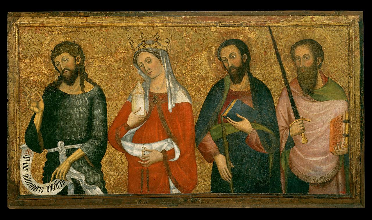 1280px-Pere_Serra_-_Saint_John_the_Baptist_Saint_Mary_Magdalene_Saint_James_the_Less_and_Saint_Paul_-_Google_Art_Project